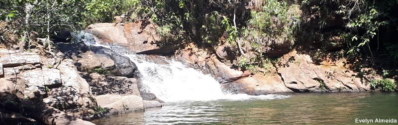 Cachoeira da Prainha - Roteiro pela Chapada dos Guimarães
