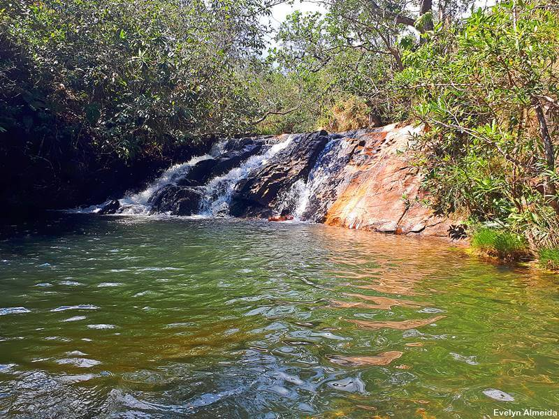 Cachoeira do Degrau Chapada dos Guimaraes - Roteiro pela Chapada dos Guimarães