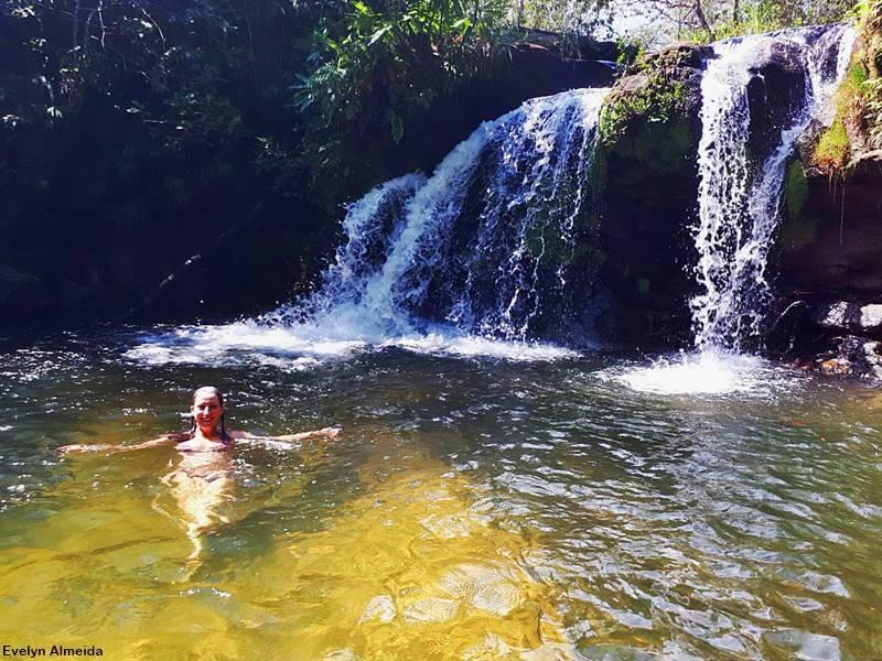 Cachoeira do Pulo Chapada - Roteiro pela Chapada dos Guimarães