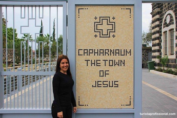 Cafarnaum cidade de Jesus - Cidade de Cafarnaum, Israel: o que fazer e como chegar