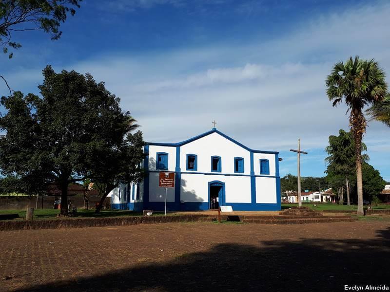 Centro da Chapada dos Guimaraes - Roteiro pela Chapada dos Guimarães
