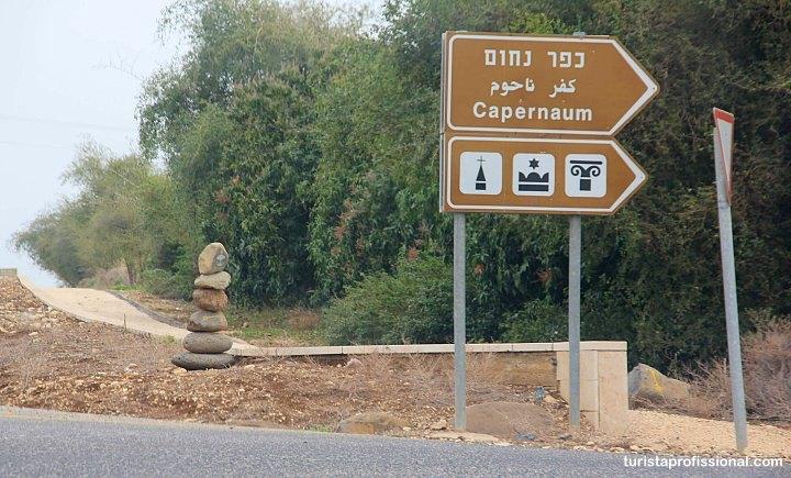 Como chegar a Cafarnaum 1 - Cidade de Cafarnaum, Israel: o que fazer e como chegar