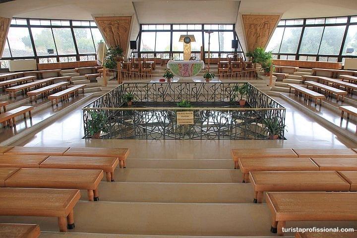 Igreja em Cafarnaum - Cidade de Cafarnaum, Israel: o que fazer e como chegar