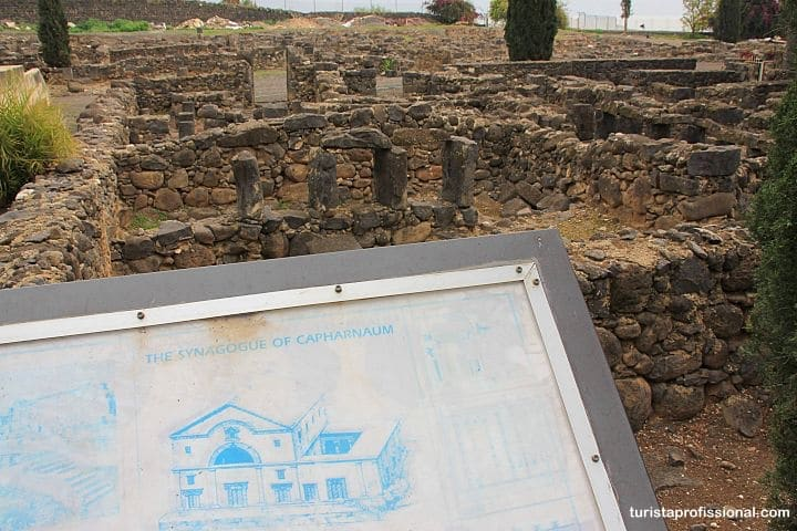 O que fazer em Cafarnaum Israel - Cidade de Cafarnaum, Israel: o que fazer e como chegar