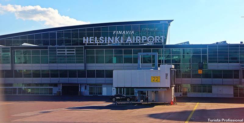 Como chegar à Finlândia