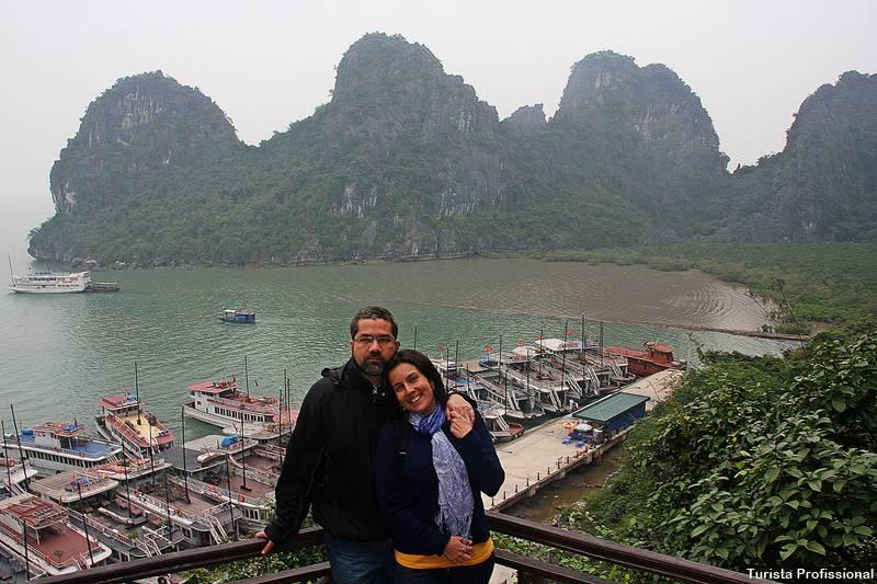 Passeios no Vietnã