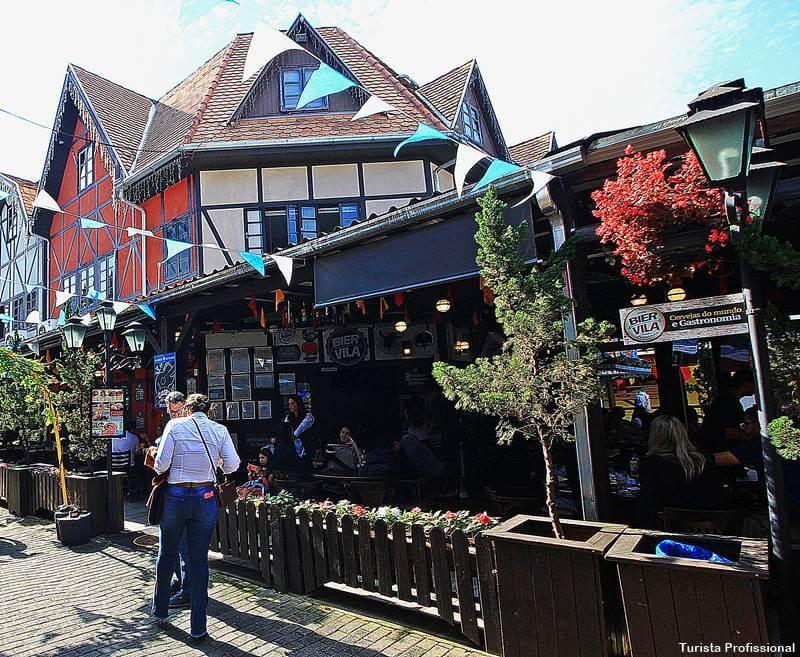 Bar Bier Vila na Vila Germânica Blumenau