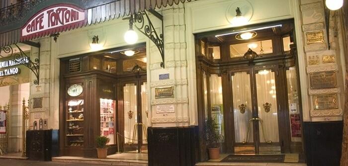 Cafés em Buenos Aires