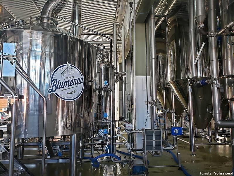 Fábrica da Cerveja Blumenau