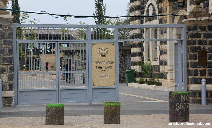 cidade de Cafarnaum - Cidade de Cafarnaum, Israel: o que fazer e como chegar