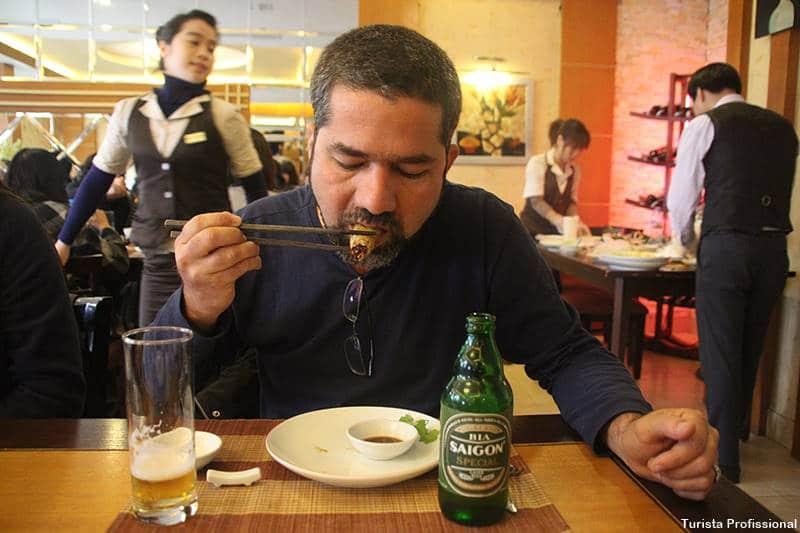 como é a comida do Vietnã