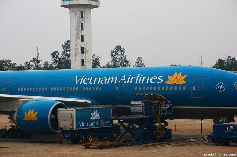Como ir para o Vietnã