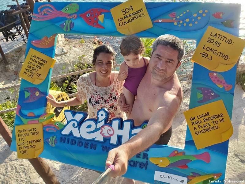 dicas de Cancun Xel Ha - Seguro Viagem México