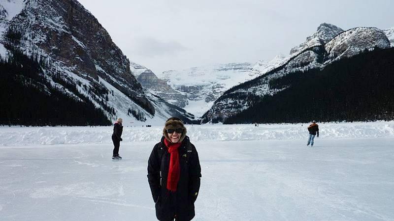 O que fazer em Lake Louise no inverno