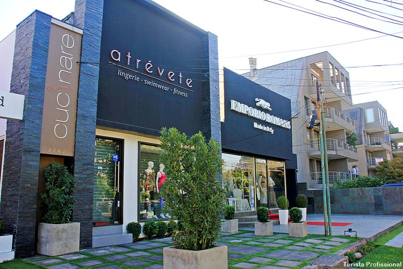 fazer compras em Santiago do Chile - Bairros de Santiago do Chile