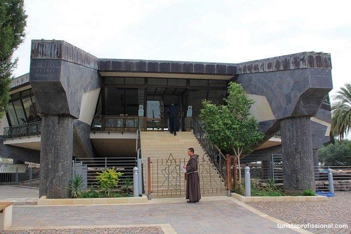 frades franciscanos em Cafarnaum - Cidade de Cafarnaum, Israel: o que fazer e como chegar