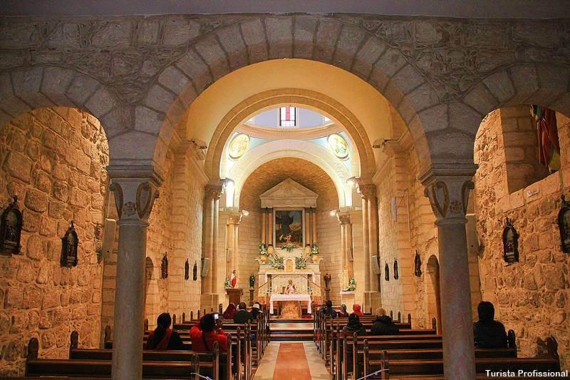 igreja milagre de jesus - Milagres de Jesus em Israel: roteiro de viagem