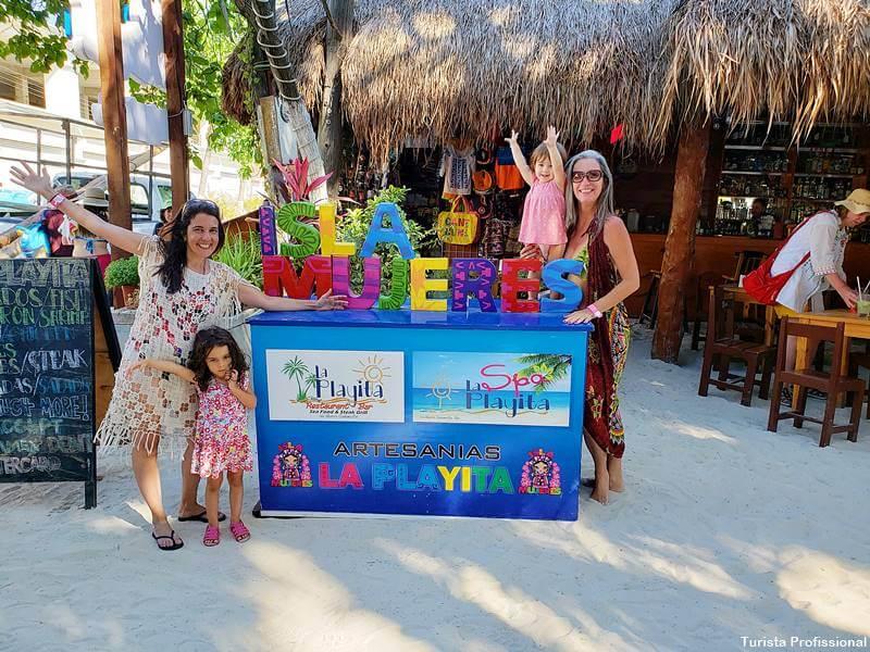 como chegar a Isla Mujeres