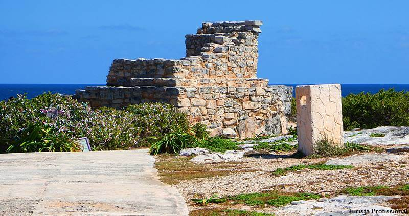 templo da deusa ixchel isla mujeres