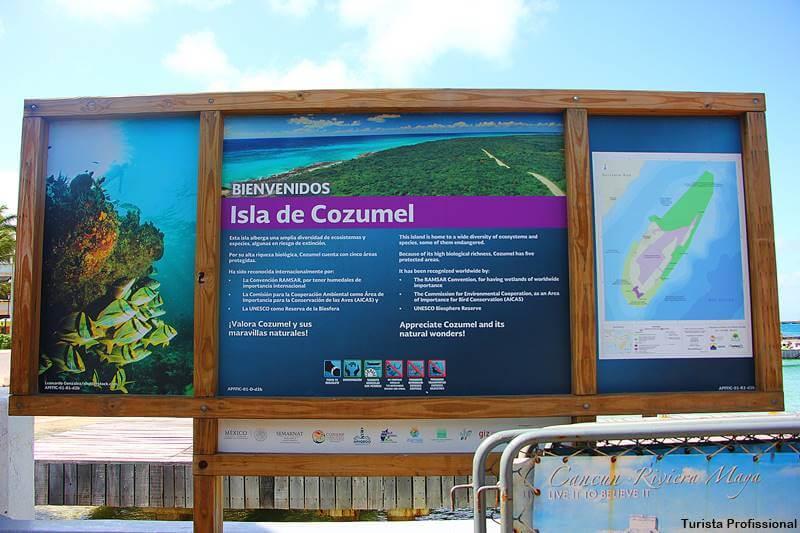 ilha de cozumel - Como chegar e o que fazer em Cozumel, México