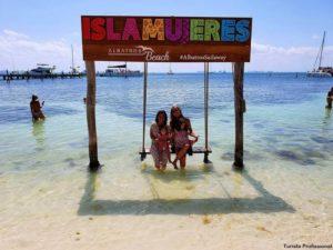 Excursão para Isla Mujeres