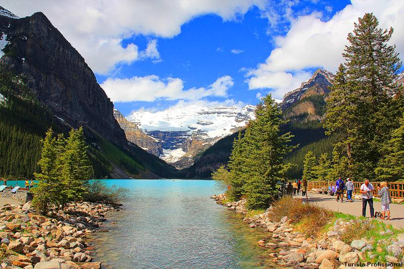 O que ver no Lake Louise