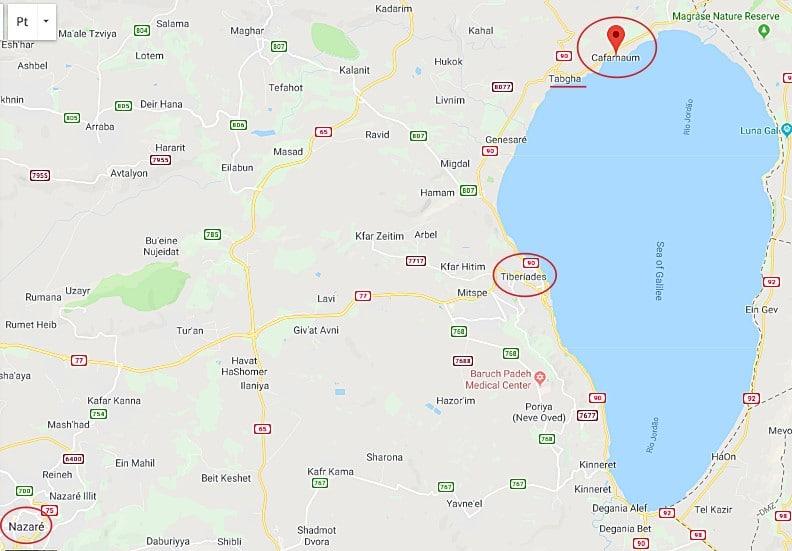 onde fica Cafarnaum hoje - Cidade de Cafarnaum, Israel: o que fazer e como chegar