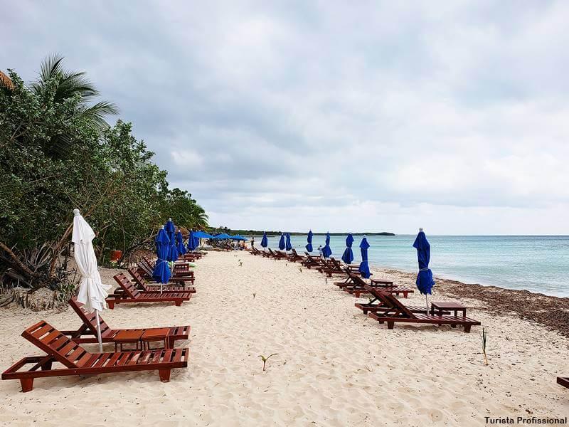 praia em Cozumel - Como chegar e o que fazer em Cozumel, México