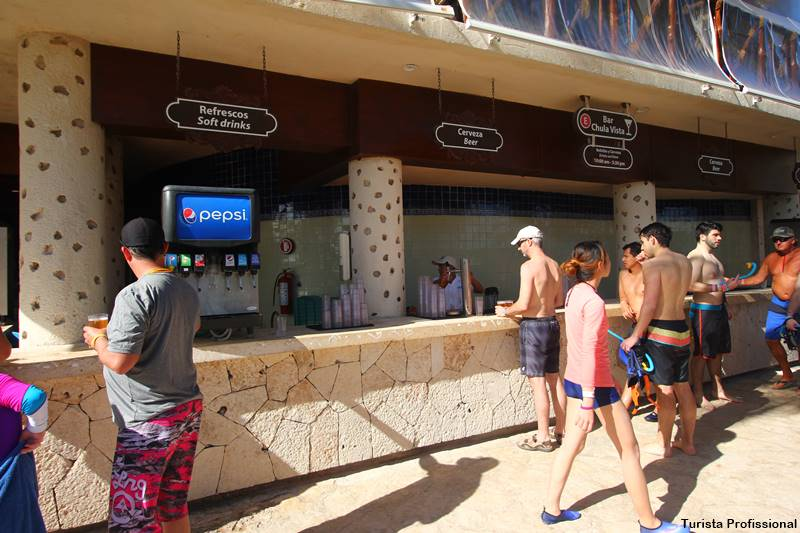 resort all inclusive cancun - Parque Xel-Há, em Cancun