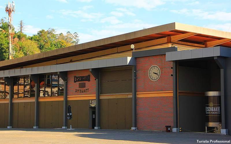 rota da cerveja em Santa Catarina