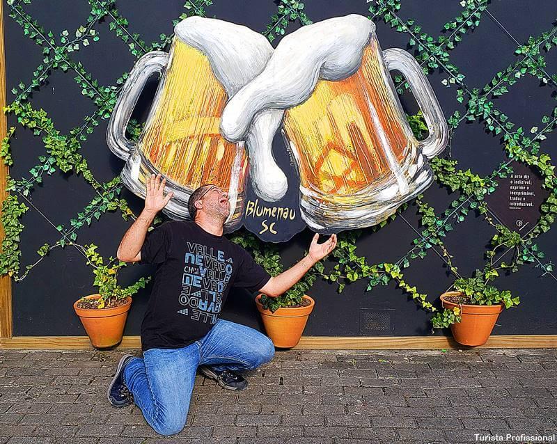 festival da cerveja em Blumenau