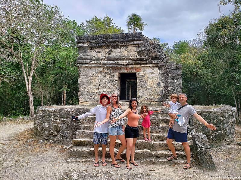 templo da deusa maia Ixchel - Como chegar e o que fazer em Cozumel, México