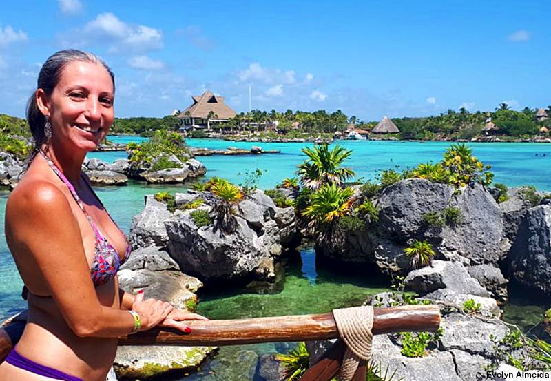 xelha parque cancun - Parque Xel-Há, em Cancun