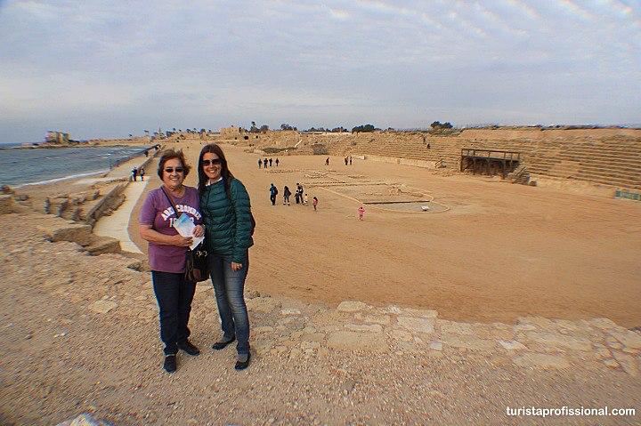 Hipódromo de Caesarea - Israel