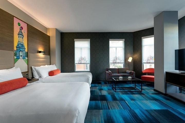 Hospedagem em Dublin Aloft - Onde ficar em Dublin: melhores bairros e dicas de hotéis