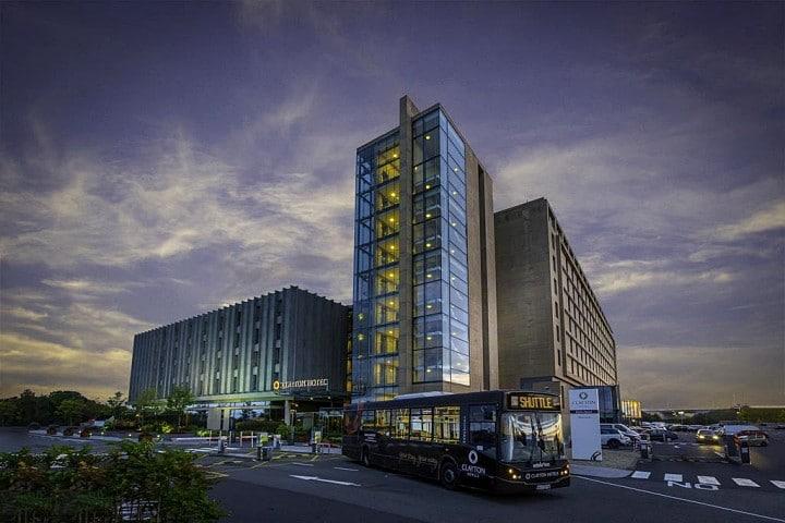 Hotel perto do aeroporto de Dublin 1 - Onde ficar em Dublin: melhores bairros e dicas de hotéis