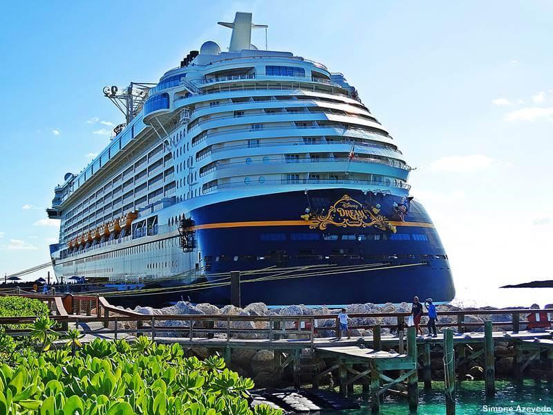 Navio Disney - Cruzeiro Disney: roteiro de 4 dias de magia!