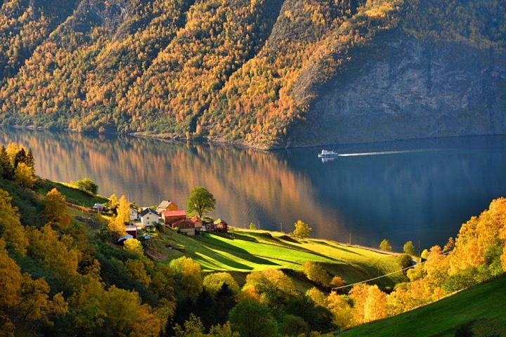 Outono na Noruega - Outono na Noruega: quando é e o que fazer?