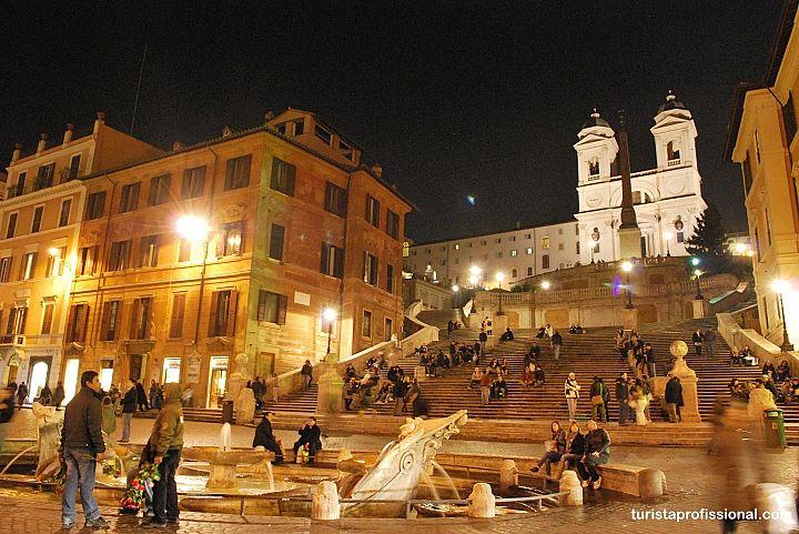 pontos turísticos de Roma