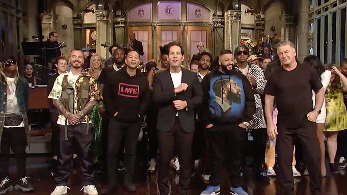 Saturday Night Live em NYC