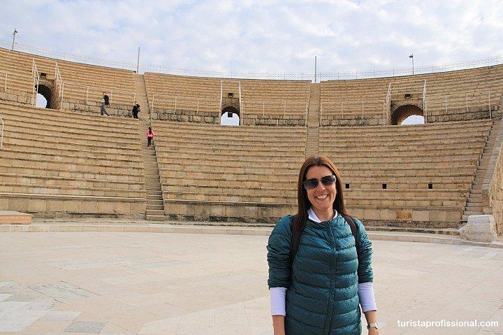 Teatro de Caesarea