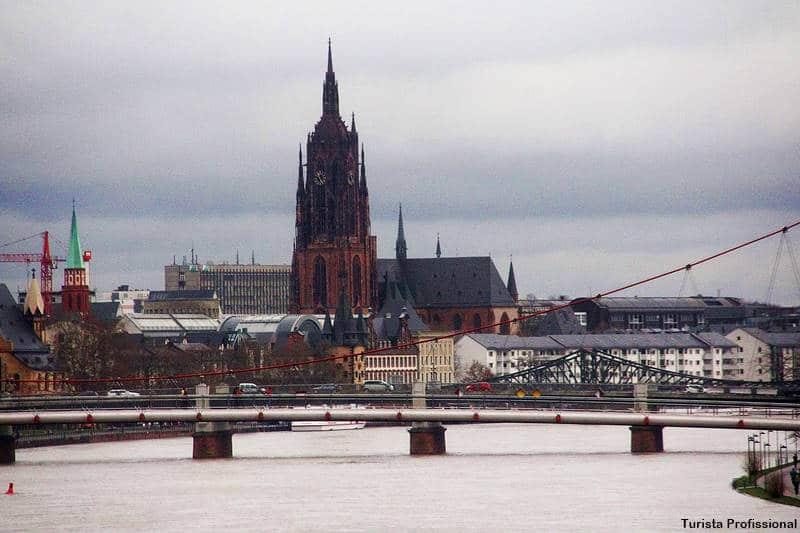 pontos turísticos de Frankfurt