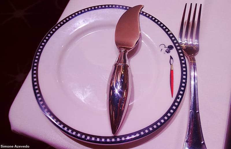 gastronomia na disney