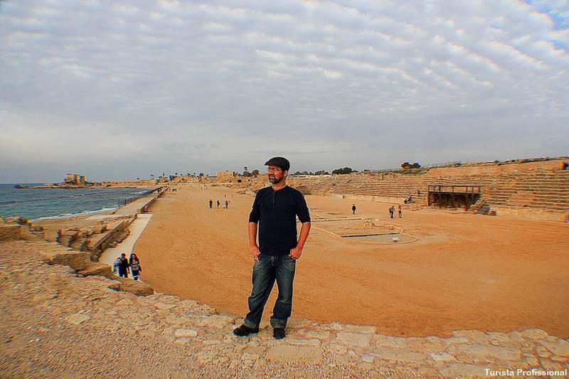 o que ver em Cesareia Marítima