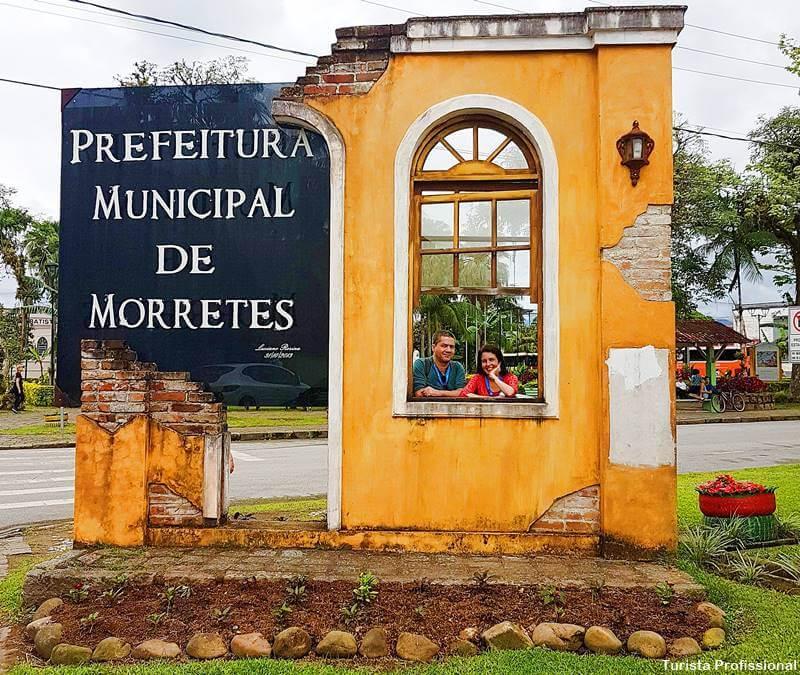 viagem a Morretes Santa Catarina