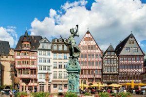 o que fazer em Frankfurt