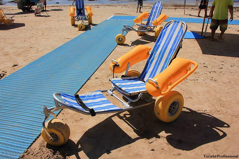 praia acessivel em porto de galinhas - Conheça 5 praias acessíveis para pessoas com deficiência