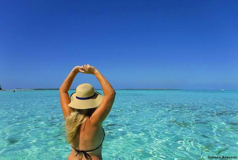 praia da Bahamas - Cruzeiro Disney: roteiro de 4 dias de magia!