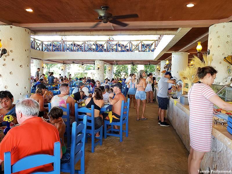 xel ha all inclusive - Parque Xel-Há, em Cancun