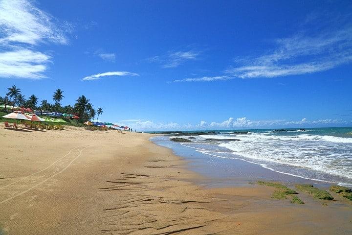 Praia de Coqueirinho - Paraíba